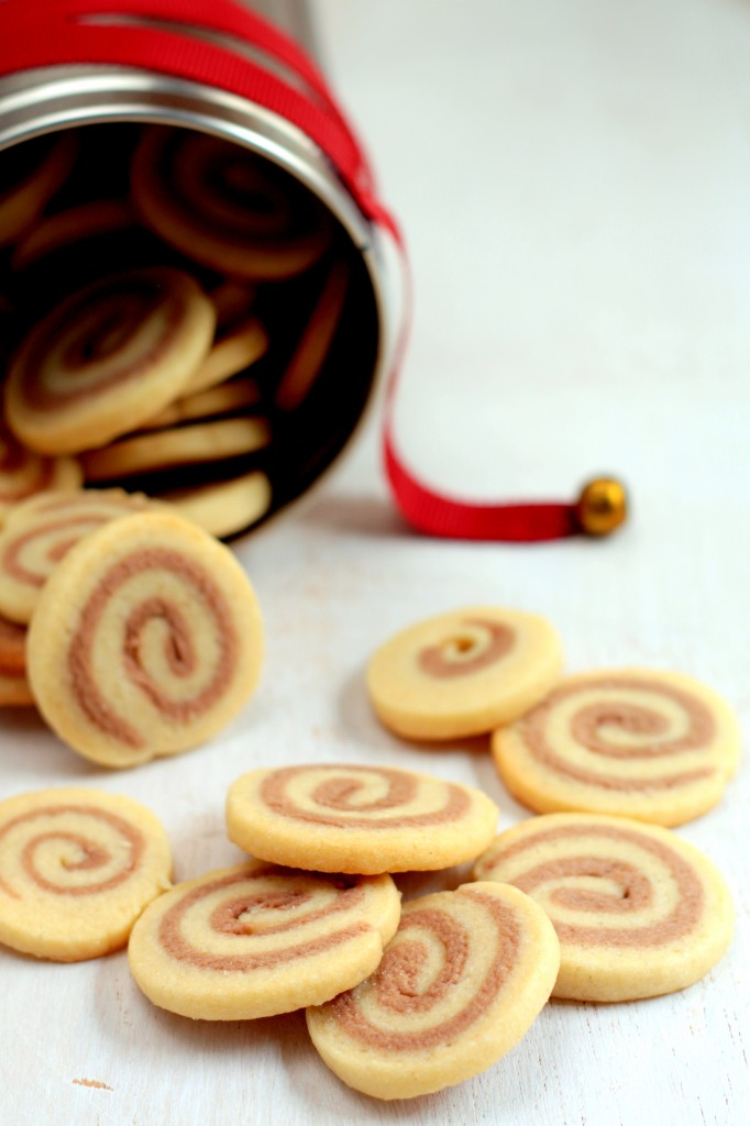 galletas enrolladas