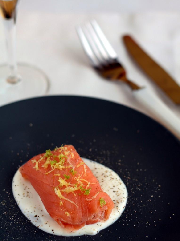 C mo preparar tartar de salm n cocina para emancipados for Como se cocina el salmon