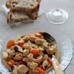 guiso de pollo a la antigua - julia chld